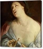 Cleopatra 1640 Canvas Print