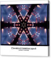 Cleveland Kaleidoscope II Canvas Print