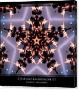 Cleveland Kaleidoscope IIi Canvas Print