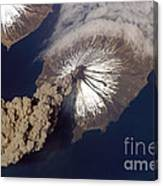 Cleveland Volcano, Iss Image Canvas Print
