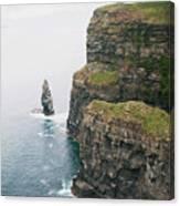 Cliffs Canvas Print