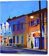 Clinton Street Canvas Print