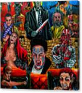 Clive Barker's Nightbreed Canvas Print