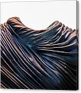 Cloaked Swirls Copper And Blues Abstract Tunic 2 8282017  Canvas Print