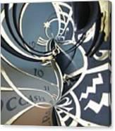 Clockface 14 Canvas Print