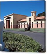 Clos Pegase Winery Napa Valley Canvas Print