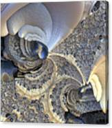 Close-up Texture Canvas Print