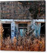 Closed 'til Spring Canvas Print
