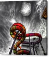 Cloud 9a Canvas Print