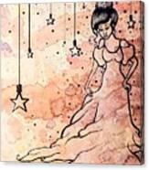 Cloud Dancer Canvas Print