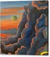 Cloud Gods Canvas Print