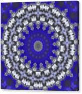 Cloud Kaleidoscope Canvas Print