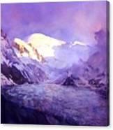 Cloud Peak  Canvas Print