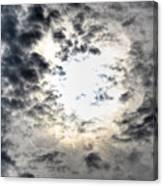 Cloud Porn Canvas Print