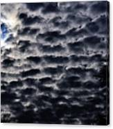Cloud Tiles Canvas Print