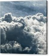 Clouds 3 Canvas Print
