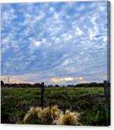 Clouds Illusions Canvas Print
