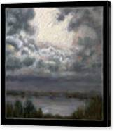 Clouds Number Seven Canvas Print