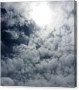 Heaven's Eye Canvas Print