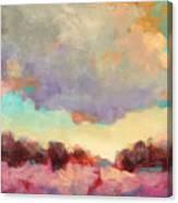 Cloudspangle Canvas Print