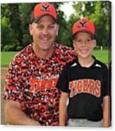 Coach Sodorff And Cody 9740 Canvas Print