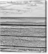 Coast - Horizon Lines Canvas Print