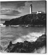 Coast Of Ireland Canvas Print