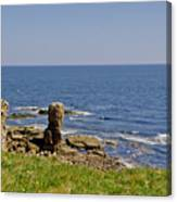 Coast. Seascape 3. Canvas Print