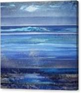 Coast Series Blue Am6 Canvas Print