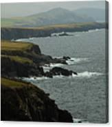 Coast To Coast Canvas Print