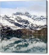 Coastal Beauty Of Alaska 4 Canvas Print