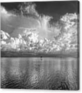 Coastal Clouds 2 Canvas Print