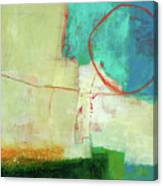 Coastal Fragment #7 Canvas Print