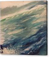 Coastal Waters Canvas Print