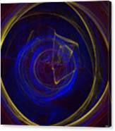 Cobalt Blue Canvas Print