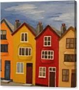 Cobh, Ireland Canvas Print