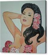 Coca Sarli Canvas Print
