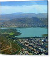 Cochabamba Lake Canvas Print