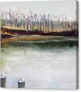 Cocheco Bend Canvas Print