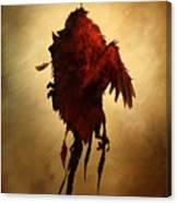 Cock Canvas Print