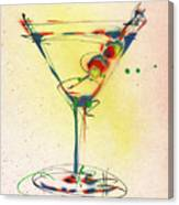 Cocktail #5 Canvas Print