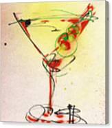 Cocktail #6 Canvas Print