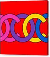 Coco Chanel-8 Canvas Print