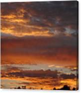 Coco Sky Canvas Print