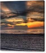 Cocoa Beach-2 Canvas Print