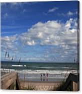 Cocoa Beach Florida Canvas Print