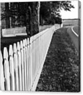 Codori Fence Canvas Print