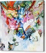 Coffecloud 1 Canvas Print