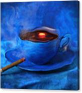 Coffee For Mister Klein Canvas Print