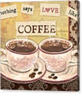 Coffee Love-jp3592 Canvas Print